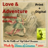 Myths of Love and Adventure: Two Week English Language Art