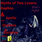 Myths of Two Pairs of Lovers: Orpheus & Eurydice and Apoll