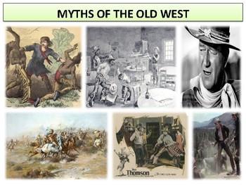 Myths of the Wild West - Mini Unit