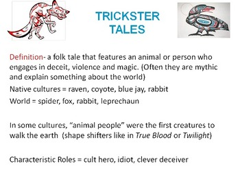 N. Scott Momaday and Trickster Tales