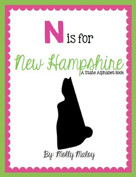 N is for New Hampshire (A State Alphabet Book)