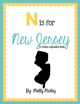 N is for New Jersey (A State Alphabet Book)