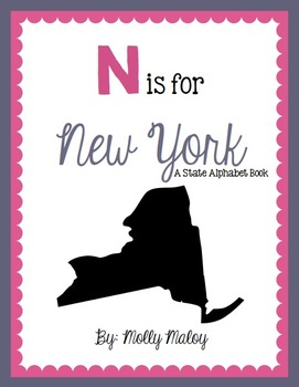 N is for New York (A State Alphabet Book)