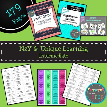 N2Y Unique Learning Bundle **Intermediate