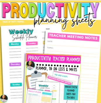 NAD 2018 Teacher Convention Presentation Note Pad
