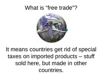 NAFTA: The North American Free Trade Agreement