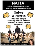 NAFTA & the U.S. Mexico Border Bundle