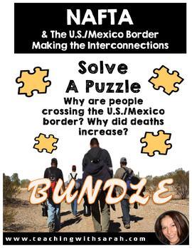 NAFTA & the U.S. Mexico Border Bundle