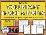 Canada: Voluntary Trade and NAFTA (SS6E5)
