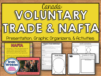 Canada: Voluntary Trade and NAFTA (SS6E2)