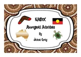 NAIDOC Aboriginal Activities
