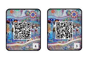 NAIDOC QR Codes 2018