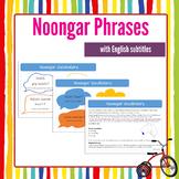 NAIDOC Resource Aboriginal Language Noongar Vocabulary Phrases