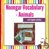 NAIDOC Resource Australian Animals Aboriginal Noongar Vocabulary