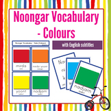NAIDOC Resource Colours Australian Aboriginal Noongar Vocabulary