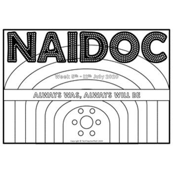 NAIDOC Week 2018 FREE POSTERS
