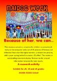 NAIDOC Week - Aboriginal Women Research