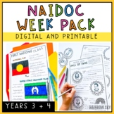 NAIDOC Week Activity Pack - Years 3-4