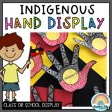 NAIDOC Week - Indigenous Hands Display - National Reconcil