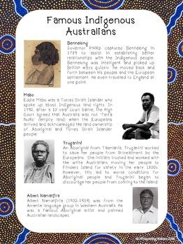 Indigenous Australians, NAIDOC, Aboriginal and Torres Strait Islander Pack