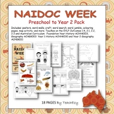 NAIDOC Week Preschool to Year 2 Pack
