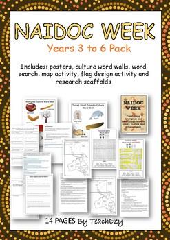 NAIDOC Week Years 3-6 Pack