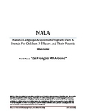 NALA- French Program Curriculum for Children-Parent