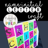 NAME INITIAL LETTER CRAFT