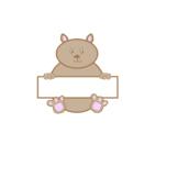 Editable NAME TAGS CLASSROOM BEAR