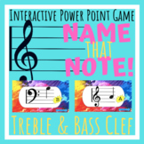 NAME THAT NOTE: an Interactive Power Point Classroom Game