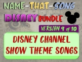 NAME THAT SONG Guessing Game DISNEY VERSION 9 of 10 (Disney Channel Theme Songs)