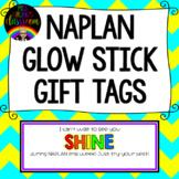 NAPLAN Glow Stick Gift Tags