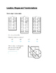 NAPLAN Maths / Numeracy Questions & Quiz by Topic for Warm-ups or Practice