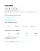 NAPLAN Maths / Numeracy Questions & Quiz by Topic for Warm