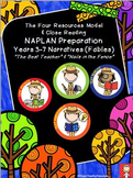 "Narrative BUNDLE Years 3-7 ""The Best Teacher"" & ""Nails in the Fence"""