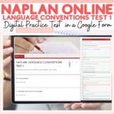 Naplan Online Language Conventions Practice Test 1 - Google Drive