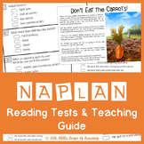 NAPLAN Reading Tests and Teaching Guides