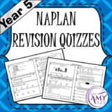 Year 5 NAPLAN Revision Quizzes