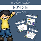 NAPLAN Style Bundle - Year 3 Numeracy