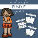NAPLAN Style Bundle | Year 5 Numeracy