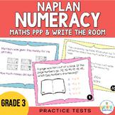 NAPLAN Style MATHS Practise Tests