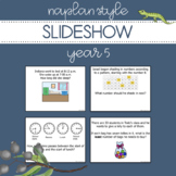 NAPLAN Style Slideshow - Year 5 Numeracy