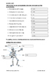NAPLAN Style spelling worksheet Yr3 Long a Focus