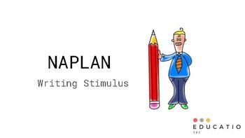 NAPLAN Narrative Writing Stimulus/Prompt - Year 3 & 5 (Freebie)