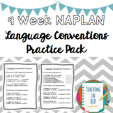 NAPLAN Yr3 Language Convention 9-Week Practice