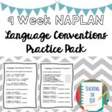 NAPLAN Yr3 Language Convention 9-Week Practice