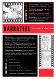 NARRATIVE POSTER