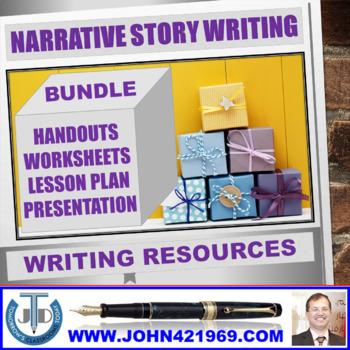 NARRATIVE STORY WRITING BUNDLE