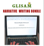 NARRATIVE WRITING BUNDLE: Includes rubric, feedback form,