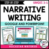 NARRATIVE WRITING FOR INTERACTIVE GOOGLE AND POWERPOINT |
